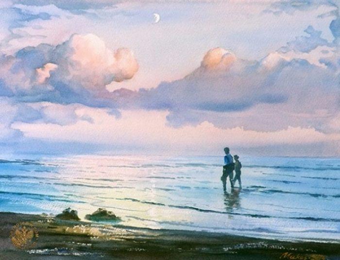 художник Валерий Маковой картины – 15