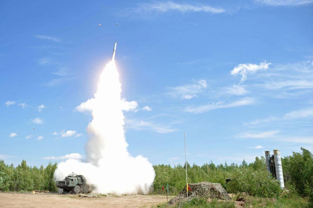 Китай - России: системы С-50…