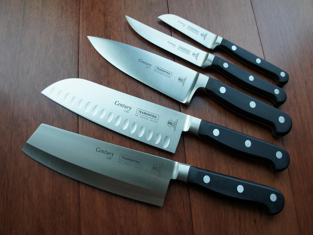 Как выбрать кухонный нож правильно