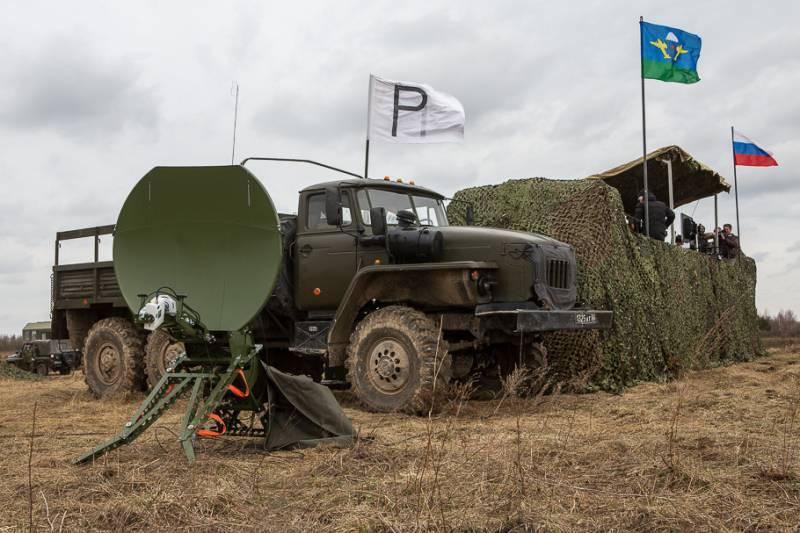 В ВДВ России началось первое учение с применением новейших боевых машин БМД-4М и БТР-МДМ