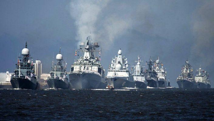 «Москитный флот на вёслах не…
