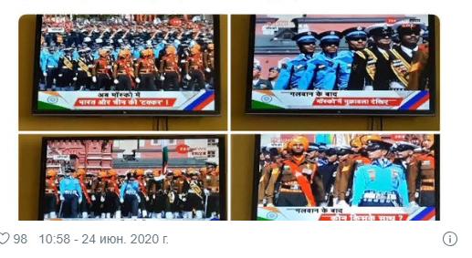 """Появление иностранцев на параде в Москве вызвало изумление: """"Это нечто… Где ещё такое увидишь?"""""""