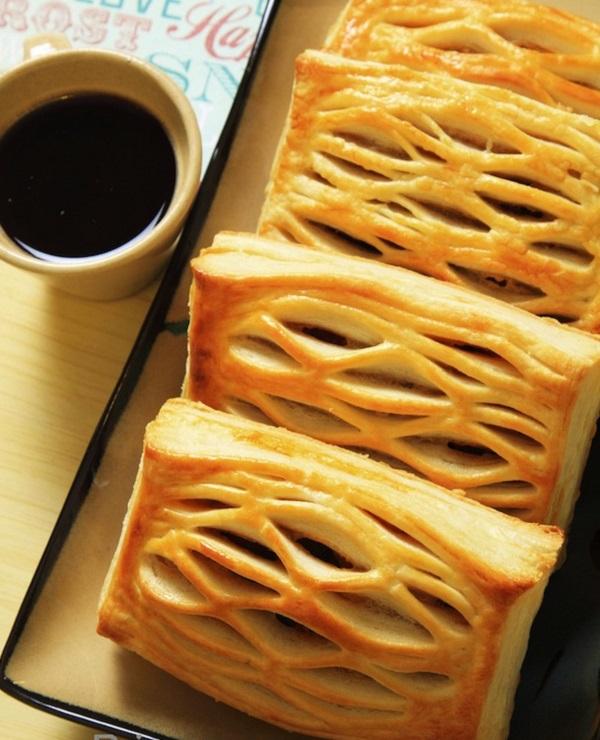 Идеи ажурных пирогов и булочек