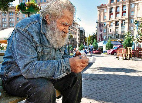 """Киевские власти вывезут всех бездомных из города на время """"Евровидения"""""""