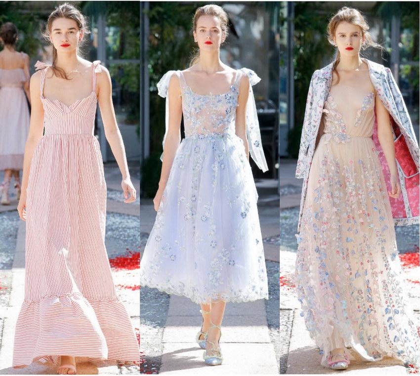 Стильные модели пляжных платьев на 2018 год - обзор