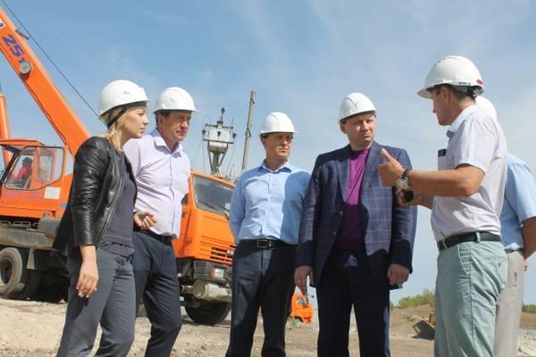 Ольга Тимофеева контролирует расход федеральных денег при возведении соцобъектов на Ставрополье