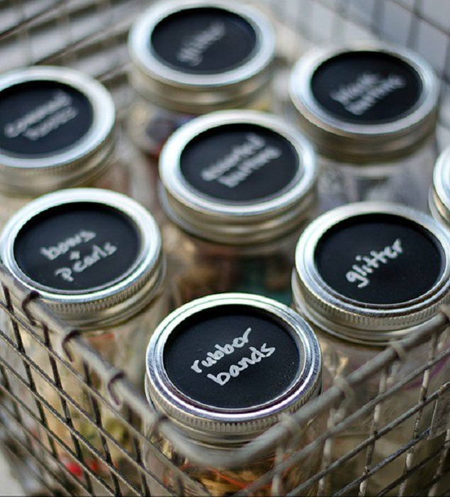 Интересные баночки для хранения различных специй, которые однозначно понравятся.