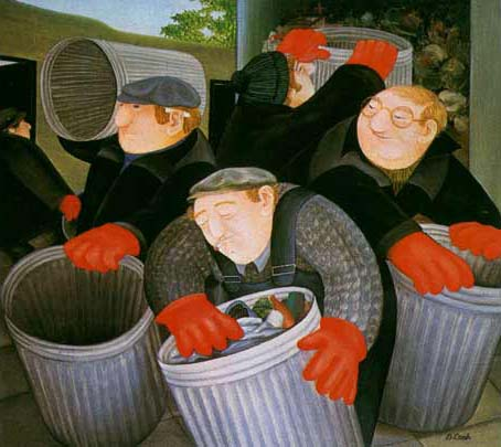 Швеция решила закупать в России мусор