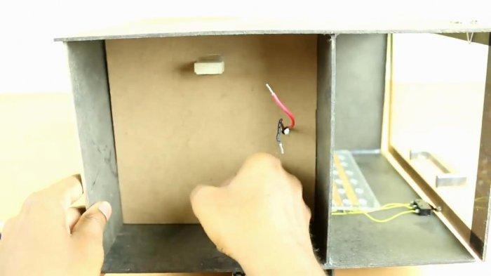 Мини холодильник 12 В своими руками