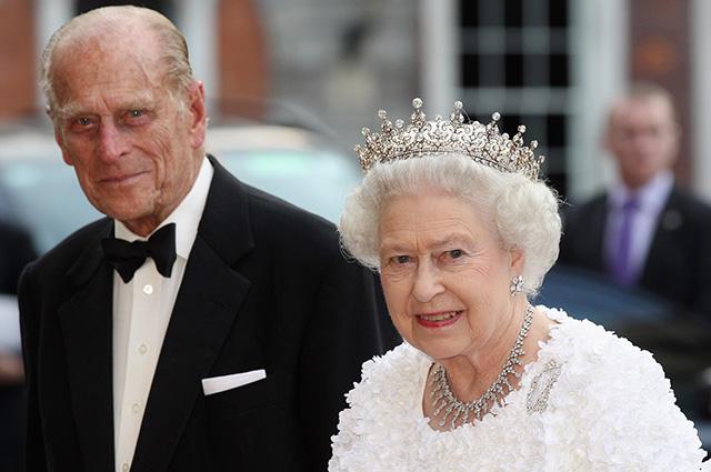 Супруг королевы Елизаветы II…