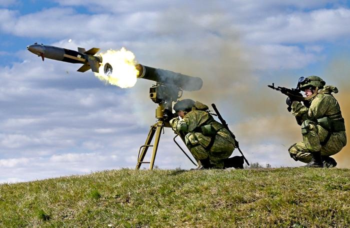 «Карманная артиллерия»: почему бойцы ССО молятся на комплекс «Корнет»