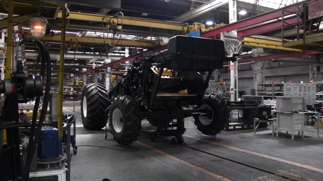 Ростсельмаш переносит из Канады в Россию производство тракторов
