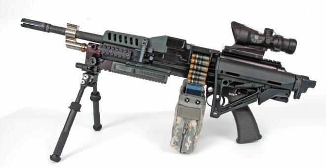 Армия США объявила тендер на разработку стрелкового оружия калибра 6,8 мм