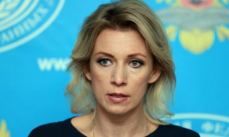 """Захарова объяснила, зачем Россия так """"внезапно"""" вывела войска из Сирии"""