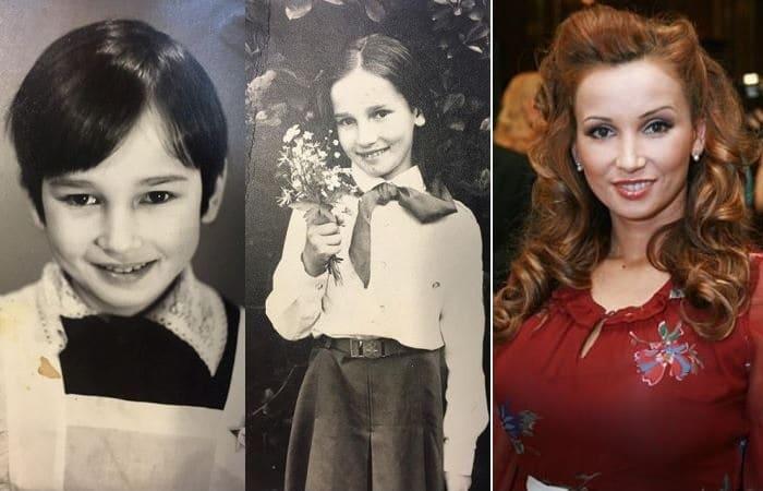 Как выглядели звезды в школьные годы