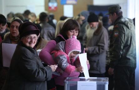 «Европейцы плакали, кололись…», но выборы на Донбассе - свершившийся факт!