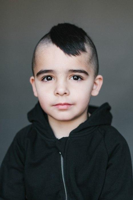 «Красота смешанных кровей»: дети из интернациональных семей в объективе Наиры Оганесян