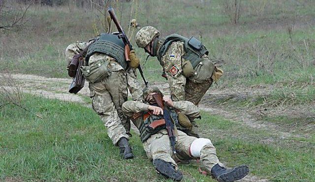Пьяные разборки в ВСУ: две гранаты и семь раненых. Реалии украинских больниц: ужасающий репортаж из Геническа