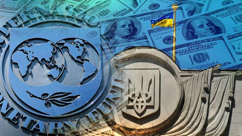 МВФ не даёт Украине перекред…