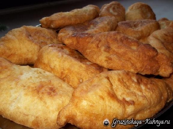 Мцхетури гвезели - рецепт грузинских пирожков (9)
