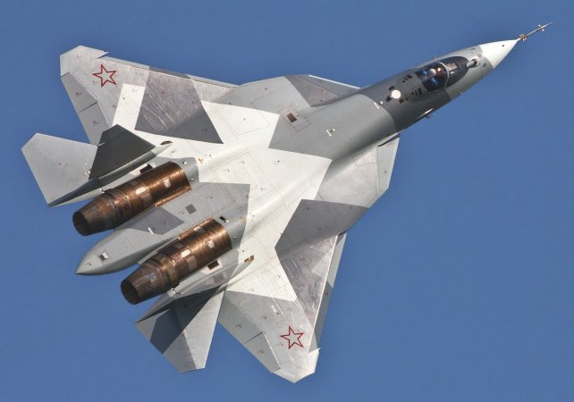 Источник: на Су-57 испытывают элементы будущего истребителя шестого поколения