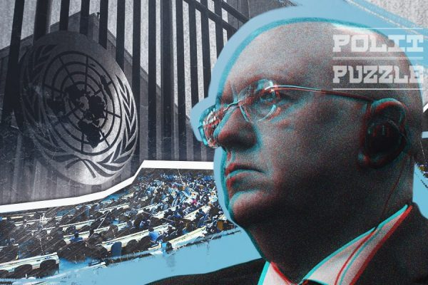«Мы и не просим вашей дружбы»: Небензя ответил на антироссийский выпад постпреда США в ООН