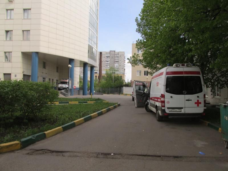 Российская больница. Наверное я отстал от жизни