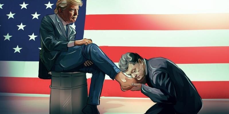 США добьют погибающую Украину