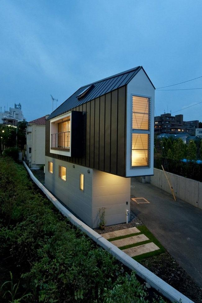 Вместить невместимое: удивительный дом Японии