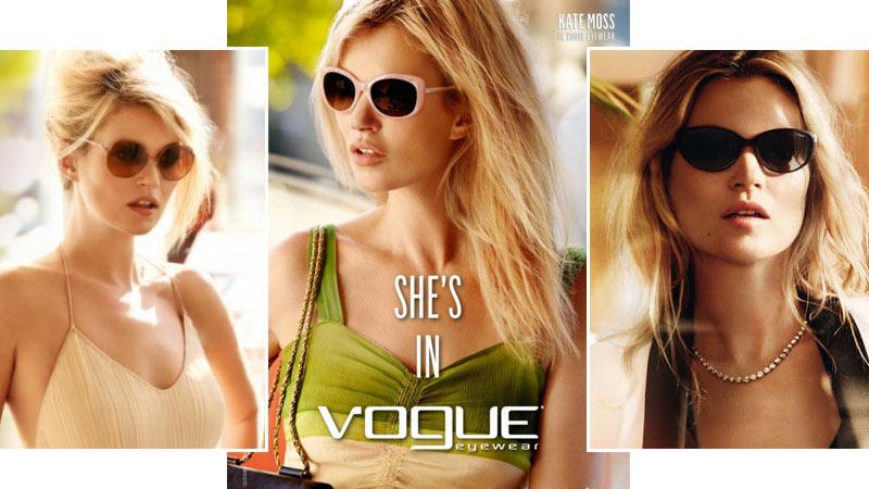 На фото модные солнцезащитные очки: Matthew Williamson, Salvatore Ferragamo, Carolina Herrera