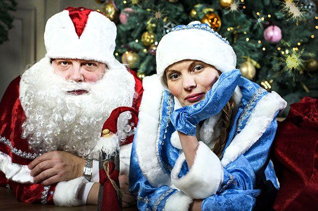 Дедушка, уходи! Причины, почему не надо вызывать Деда Мороза на дом
