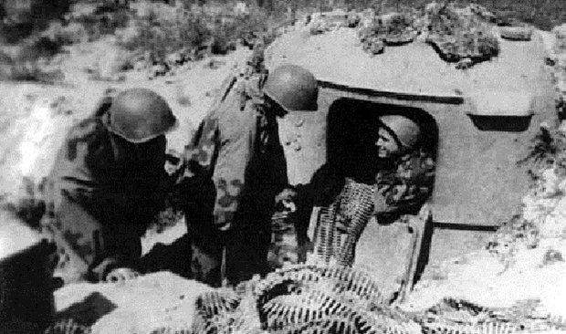 Каким был элитный спецназ Красной армии