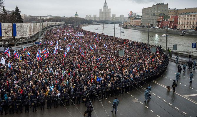 Есть свидетели путча 1991, в Москве?