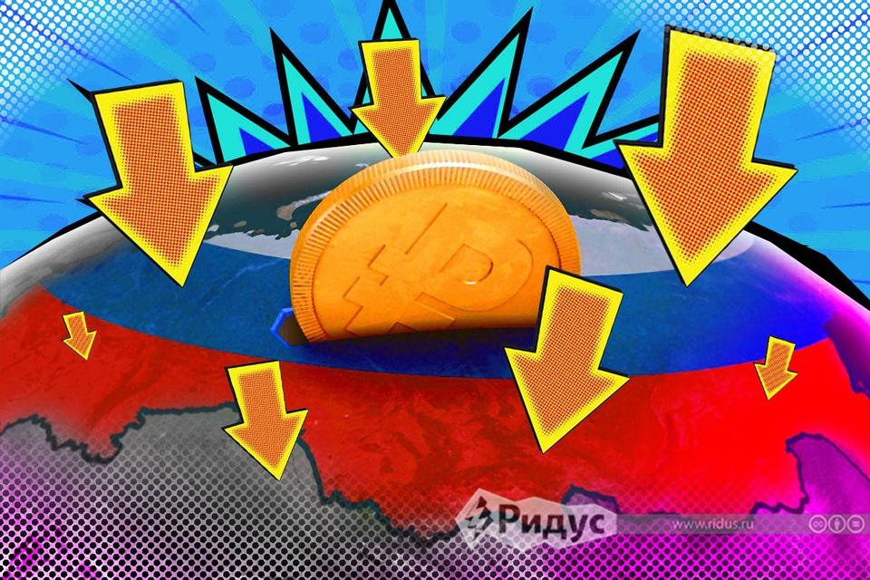 Россию топят в долгах в наде…