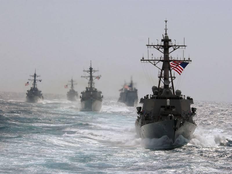 Для тех, кто хочет знать правду, но настроение с утра плохое... Корабли США хотят приплыть в Азовское море