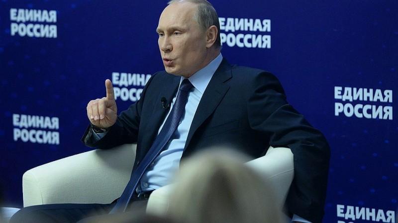 Словоблудие «Единой России» и реальные перспективы экономики