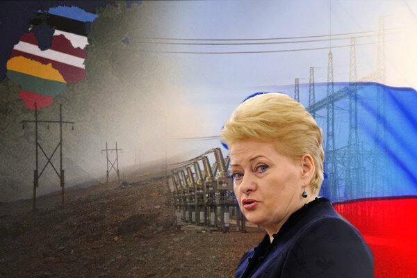 Выход Прибалтики из БРЭЛЛ: Россия изменит условия получения электроэнергии