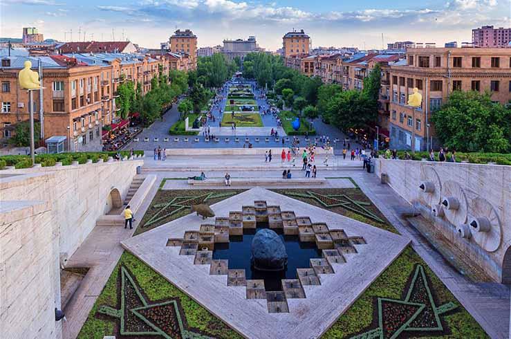 Путешествие по древней Армении