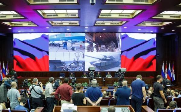 Восток-2018: Россия начинает репетицию Третьей мировой