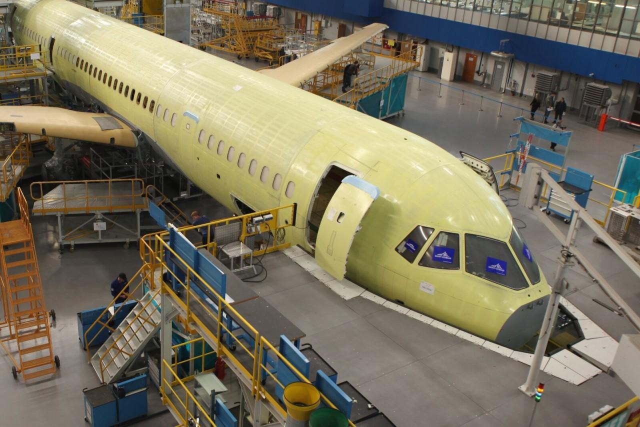 Дополнительные средства на замену композитов в крыле самолета МС-21