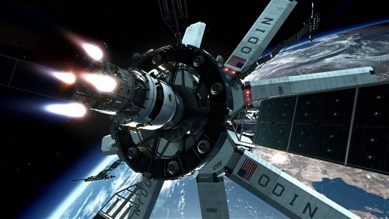 США создают орбитальное оружие