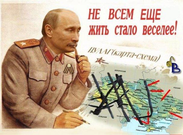 Виды на Украину объясняет география
