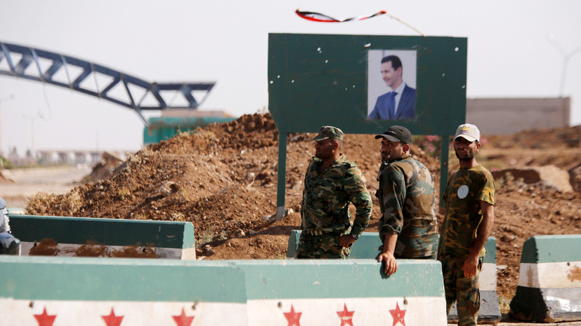 """Обозреватель The National Interest:""""Асад выиграл, Вашингтон проиграл"""""""