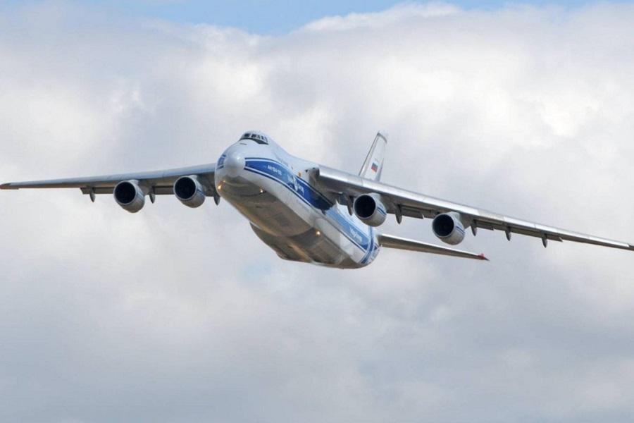 Ан-124 «Руслан» будет выпуск…