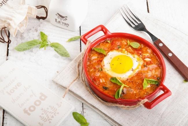 Чирбули – замечательная альтернатива традиционной яичнице