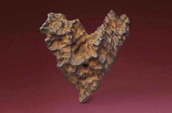 На аукционе продают сибирский метеорит