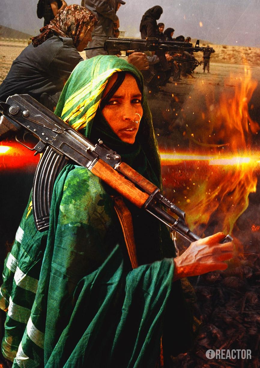 Мать и две дочери расстреляли 25 боевиков «Талибана»
