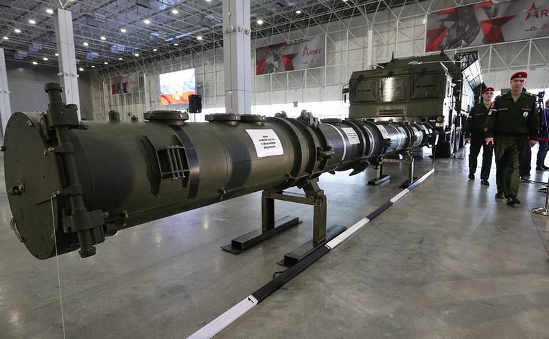 США: Минобороны РФ фальсифицировало данные по ракете 9М729