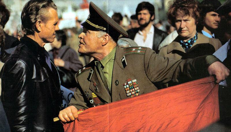 Фотограф National Geographic в СССР 1990-х годов