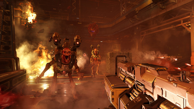Видеокарта Nvidia 1080 показала невероятную производительность в Doom на ультра-настройках качества
